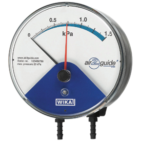 Differential Pressure Gauges Wika A2G-10